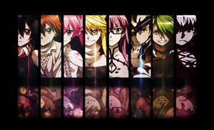 Akame Ga Kill Night Raid by SapphireYanou