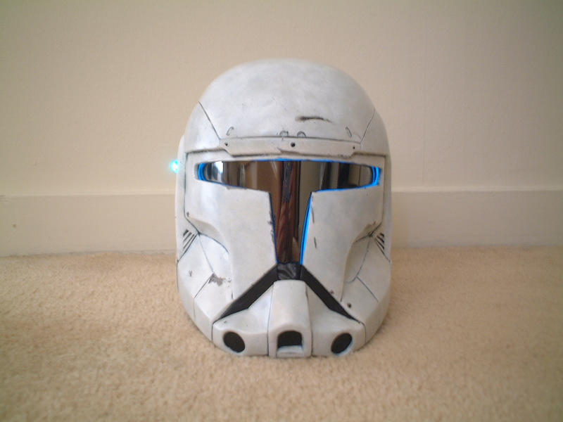Star Wars RC Helmet by hidek0021