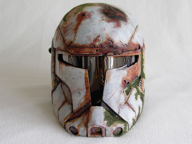 Recovered RC Helmet Star Wars by hidek0021