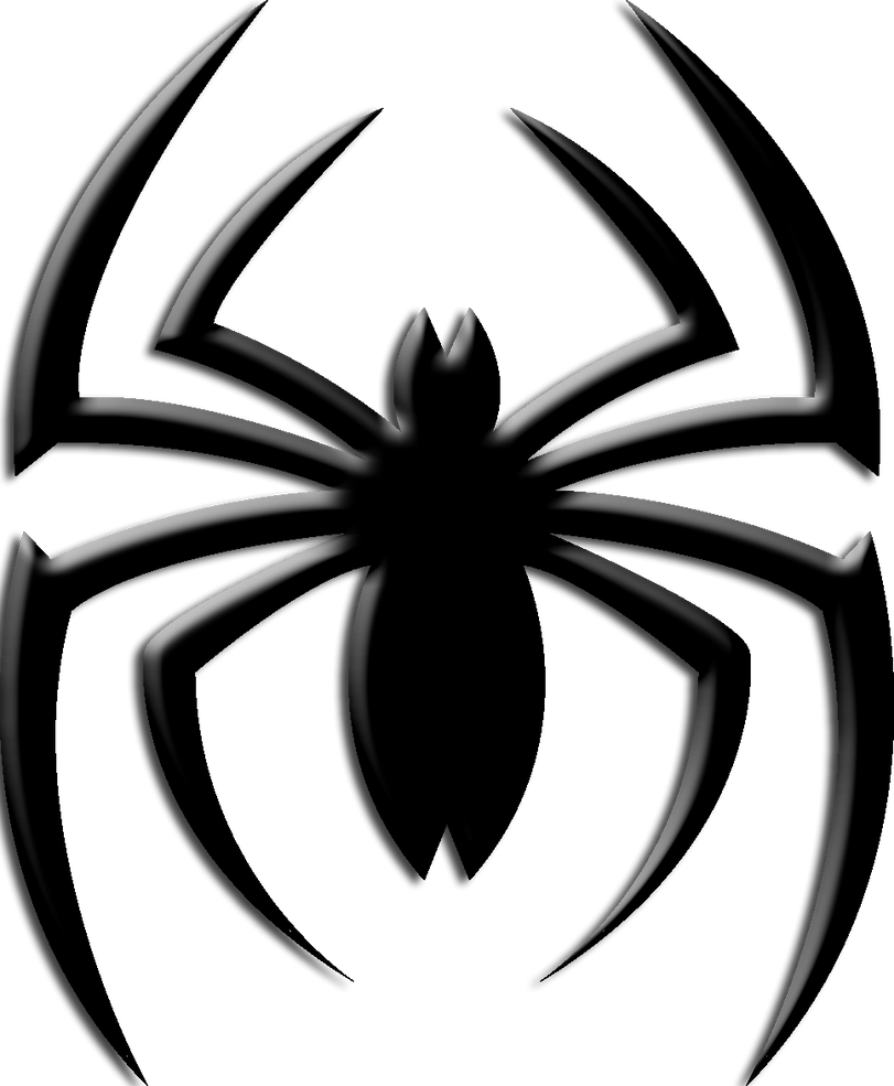 ultimate spider man spider logo by saiturtlesninjanx on deviantart rh saiturtlesninjanx deviantart com spider man homecoming spider logo spider man's spider symbol