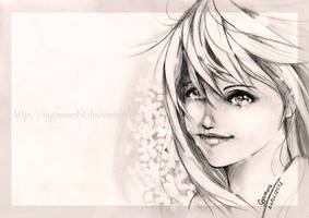 Me by gyomura19