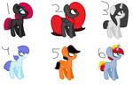  Pony Adoptables  