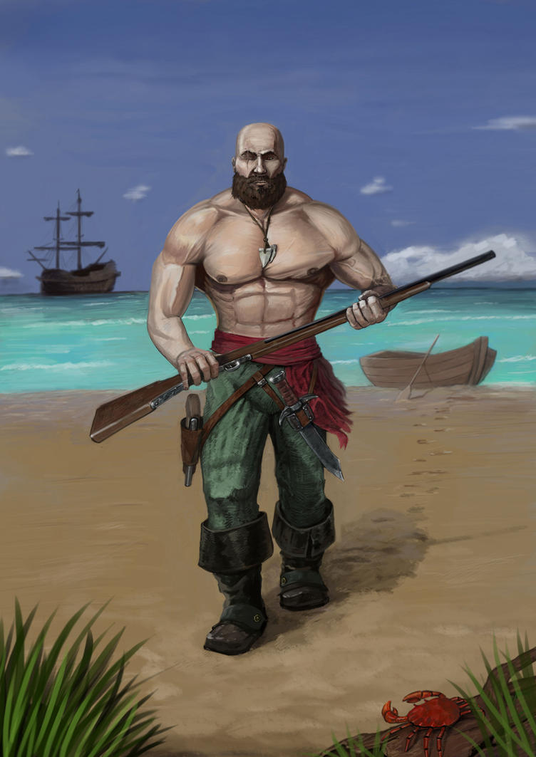 Pirate by Sjims