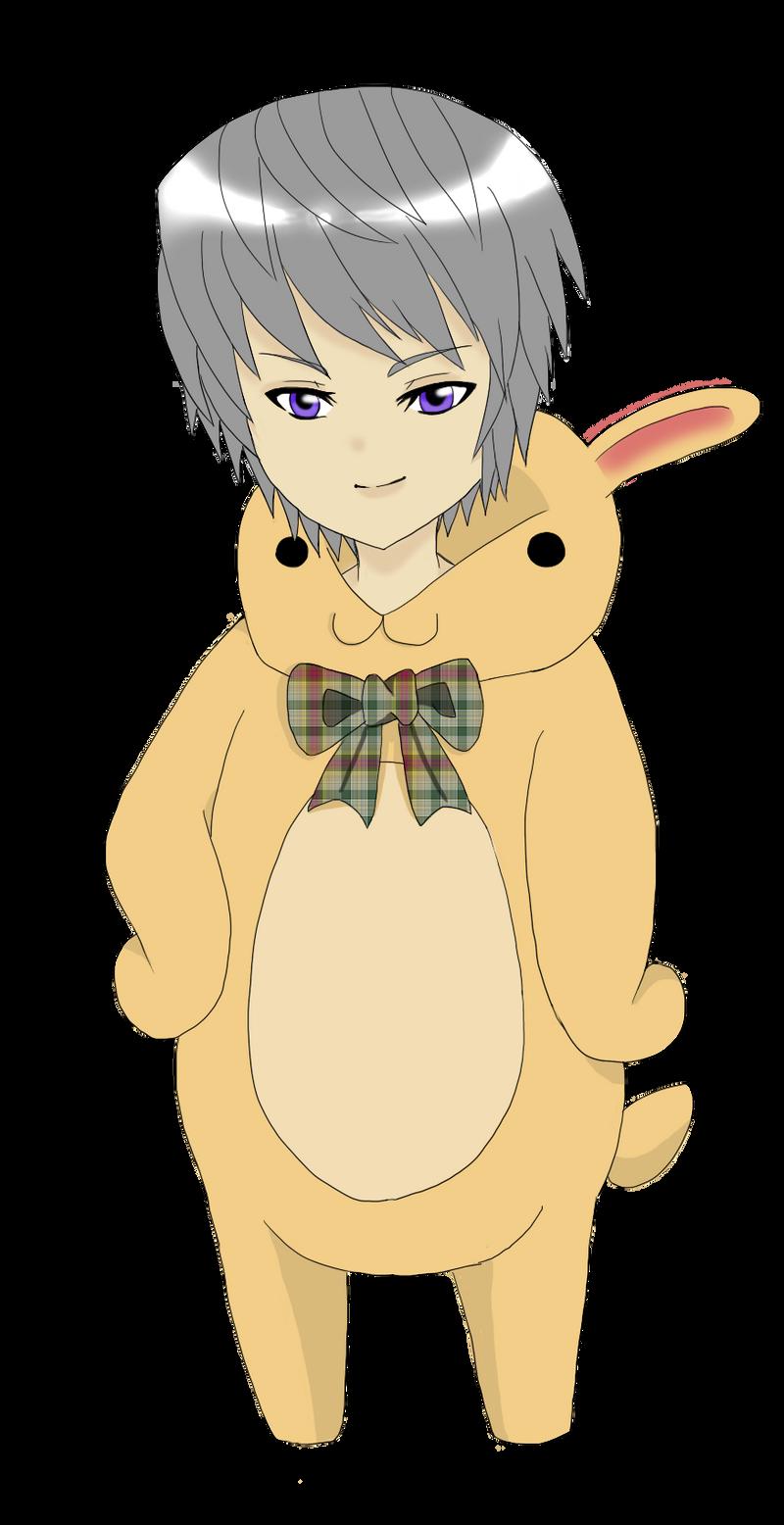 Junjou Romantica: Usagi Chibi by Mikaru5354 on DeviantArt
