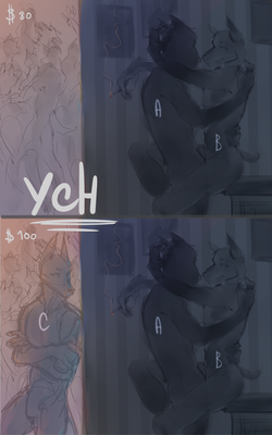 YCH /A PARTY/ open