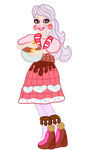 Mrs. Helga Crumb by JanelleMeap