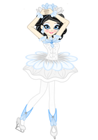 Fardette BlackSwan Fairest on Ice Outfit by JanelleMeap