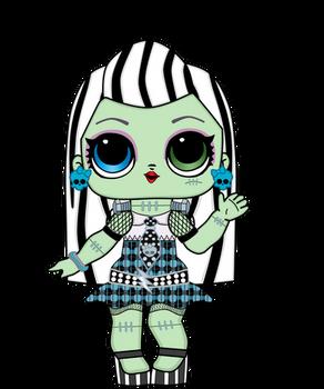 LOL Surprise Doll Frankie Stein