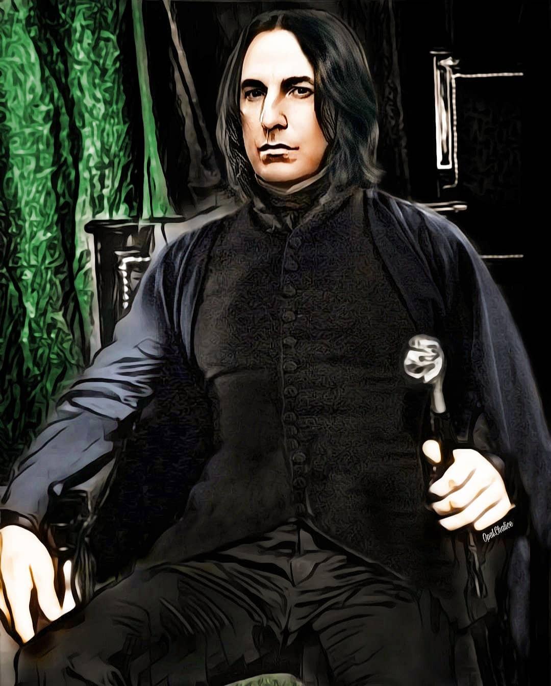 Snape : A True Slytherin