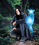 Severus Snape and His Patronus
