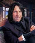 Severus Snape : A Man's Heart