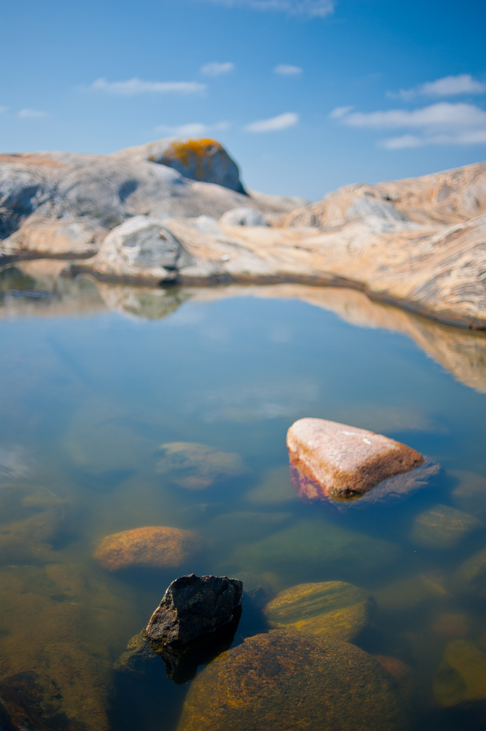 Shallow waters by Sekundkvadrat