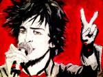 Billie Joe Armstrong Peace