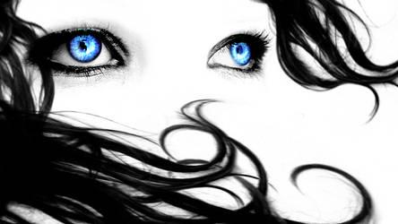 Blue Eyes by Zurh