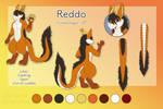 Reddo, Ref-Sheet