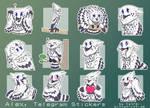 Alex, Telegram Stickers by Kanrei