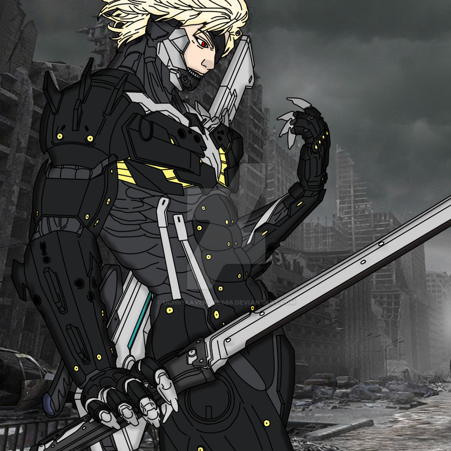 Metal Gear Rising Wallpaper: Raiden (Metal Gear Rising) By UchihaAvenger666 On DeviantArt