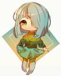Amber Lightvale [chibi]