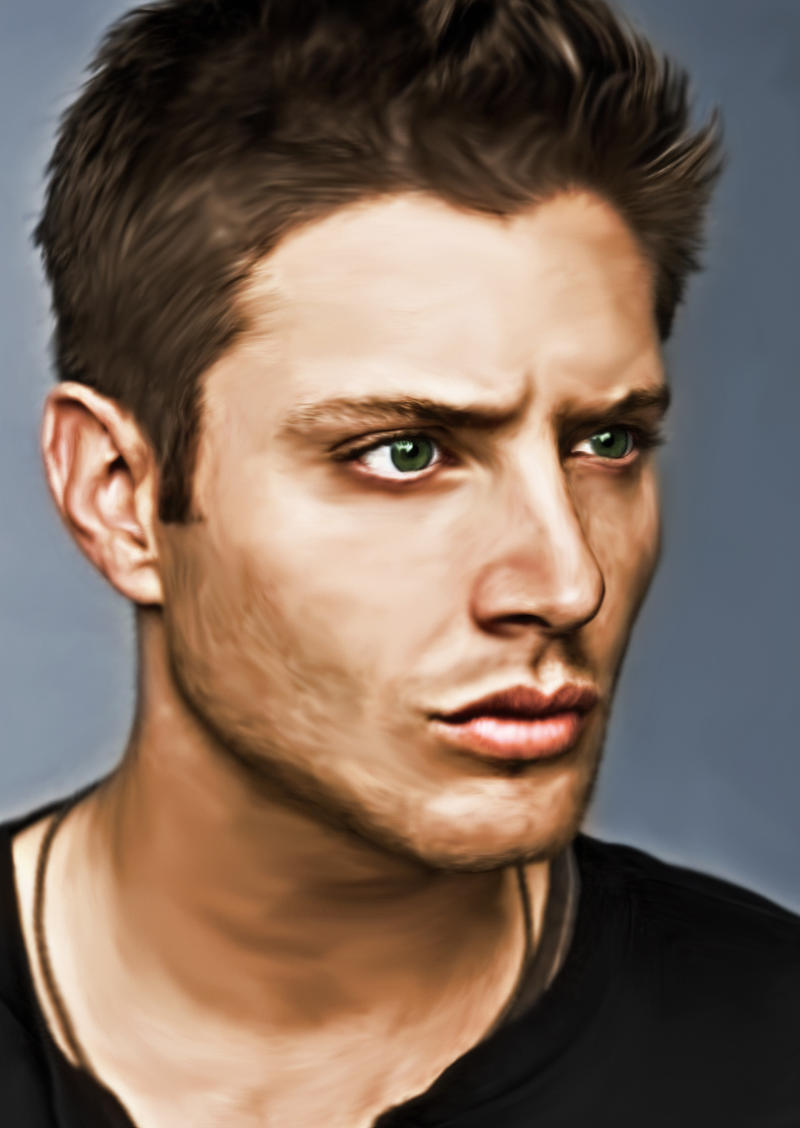 Dean Winchester by cadmusart
