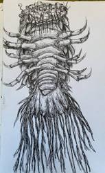 Lobster/snapper fan art of tsiasos!