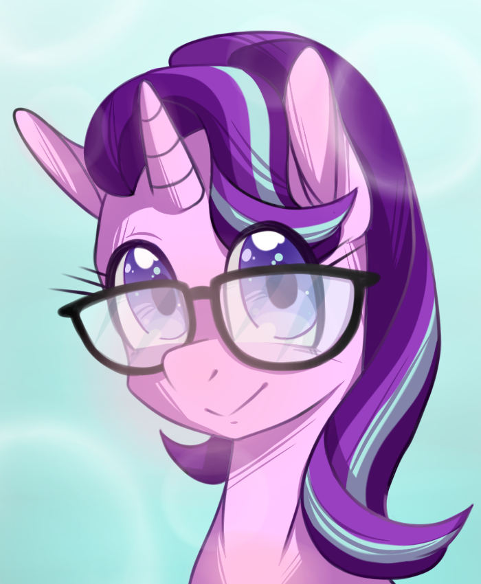 A Nerdy New Look by SS-SpiritStar