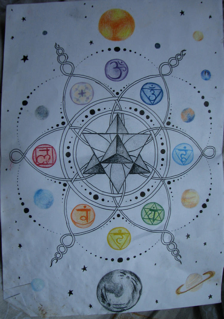 merkaba mandala, for tattoo by Miss-Little-Mouse on DeviantArt