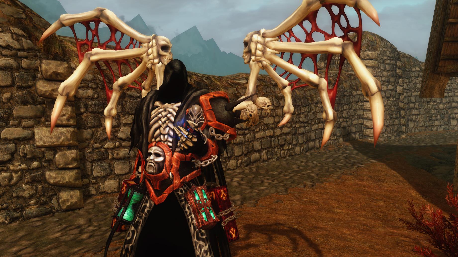 Death reaper form 01 by Ryushenron on DeviantArt
