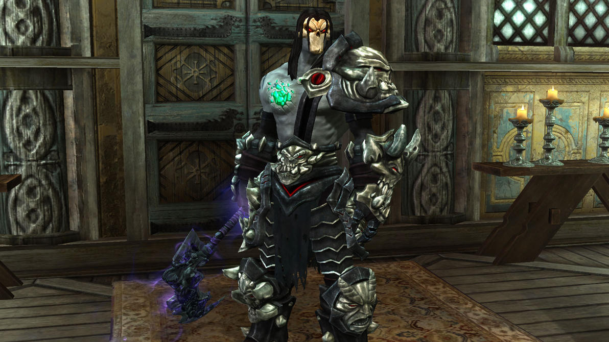 Darksiders 2 Abyssal A...