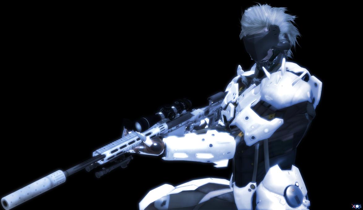 White sniper by DavidRiki