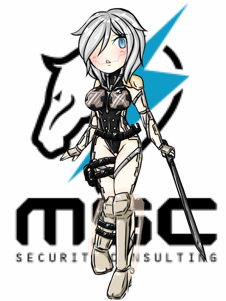 Bodyguard of Maverick Security by DavidRiki
