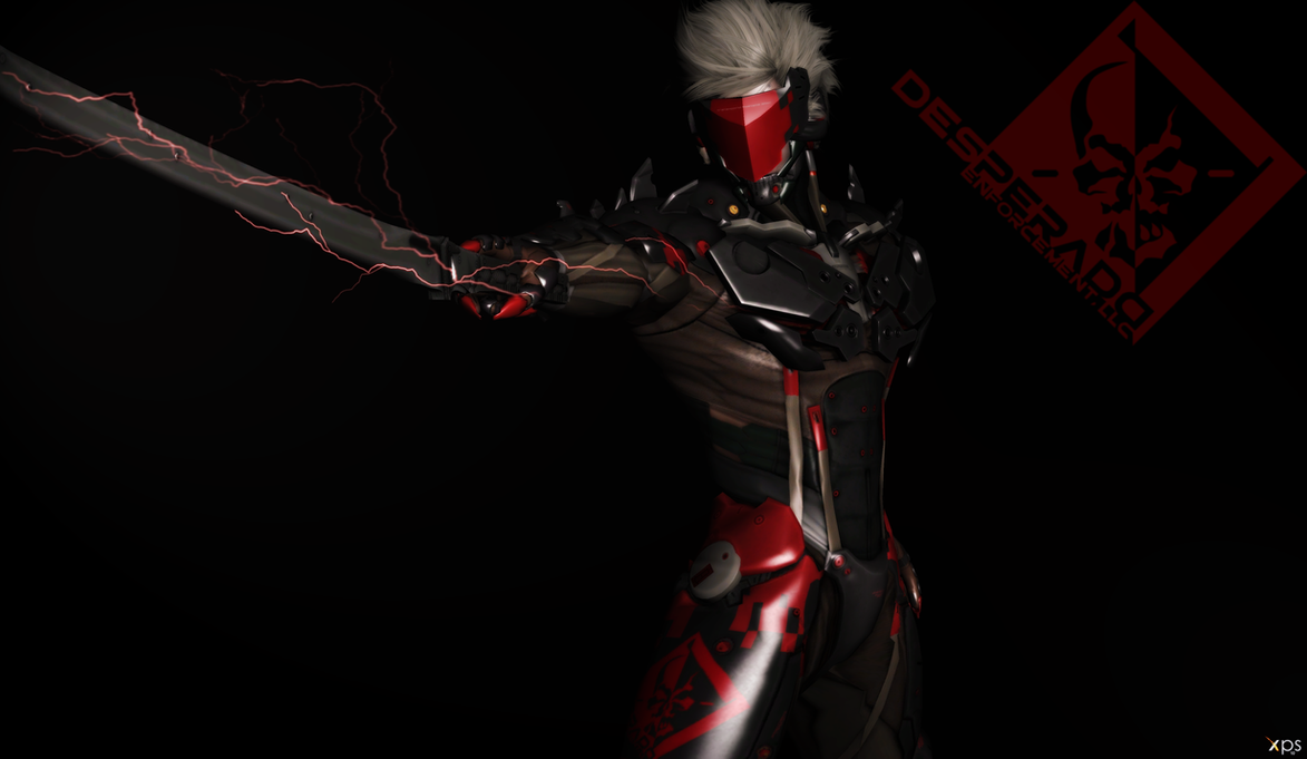 Red Lightning bolt by DavidRiki