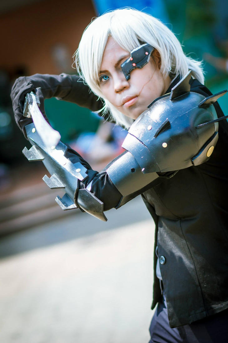 Mr.Lightning Bolt cosplay 01 by DavidRiki