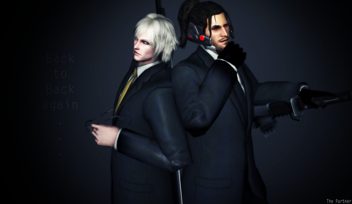 The partner 2 by DavidRiki