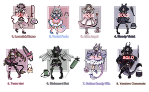 [ Medi-borg Guest Adopts ] CLOSED