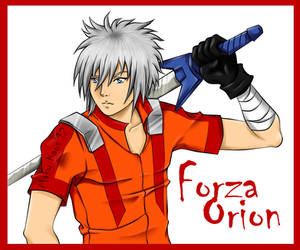 Forza Orion -COMMISSION-
