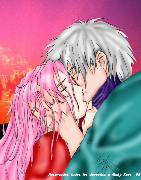 Kiss --Naruto-- by MakyKaos
