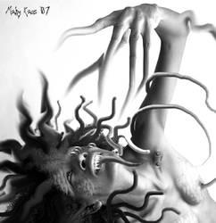 Medusa by MakyKaos
