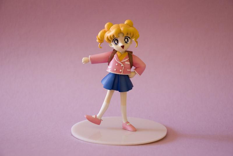Sailor Moon - Usagi Child Garage Kit by dianahase