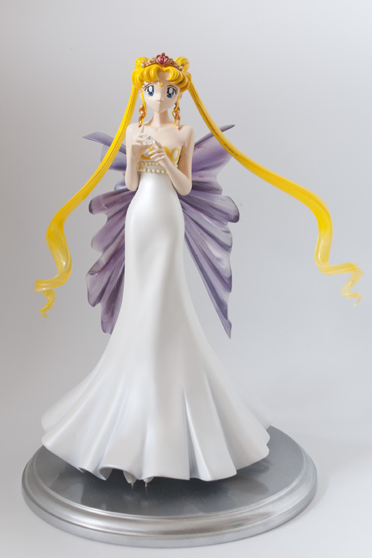 Neo Queen Serenity (Sailor Moon) Garage Kit Type 2 by dianahase