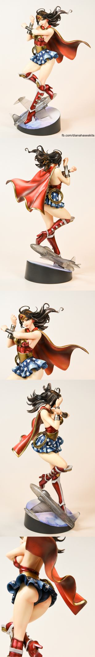 Shunya's Wonder Woman by dianahase by dianahase