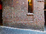 Seattle Gum Wall by Chillstice