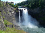 Snoqualmie Falls by Chillstice
