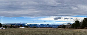 Huge Mountain Pano by Chillstice