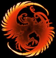 Vector Phoenix by Chillstice