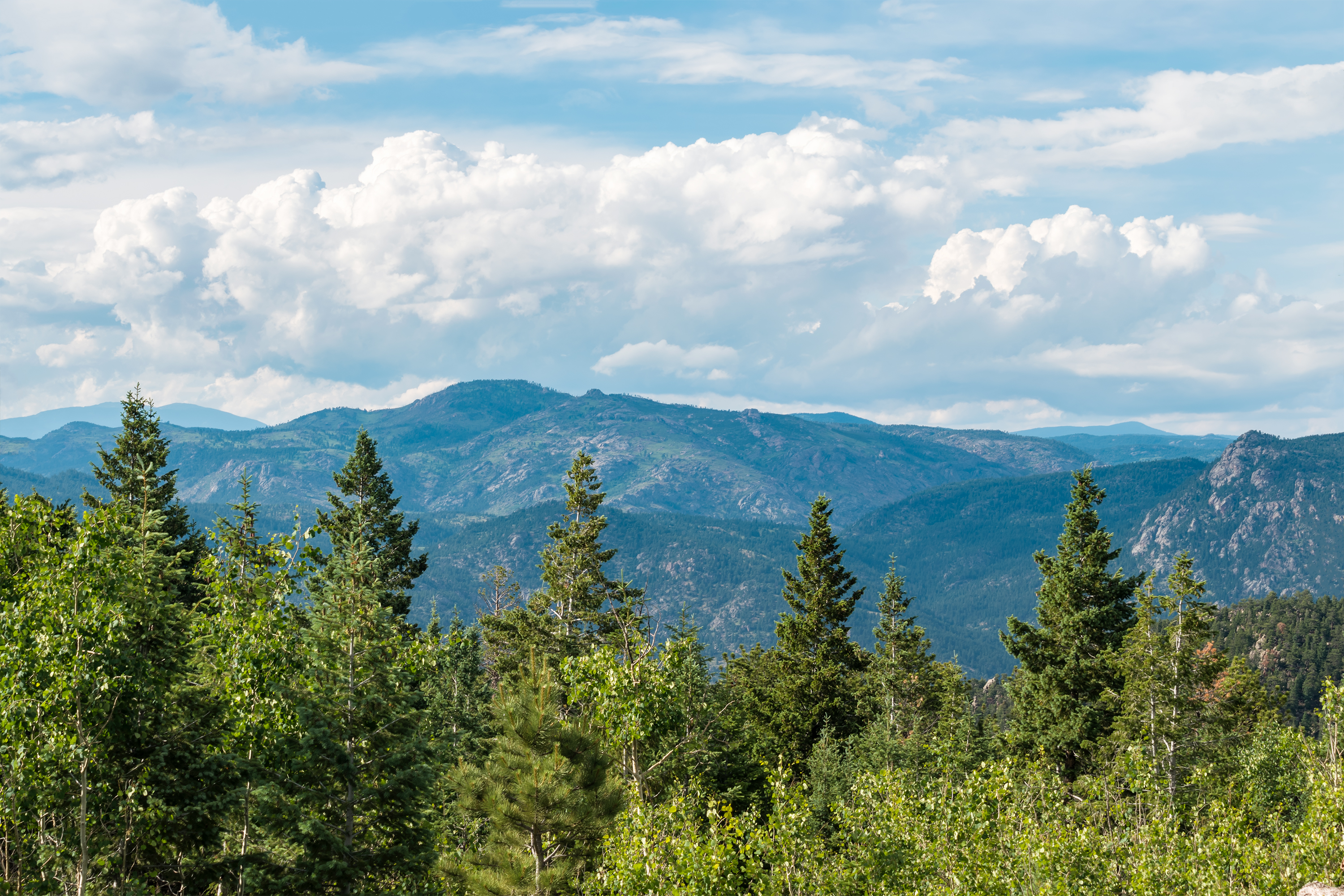 Mountain HDR 1 by Chillstice