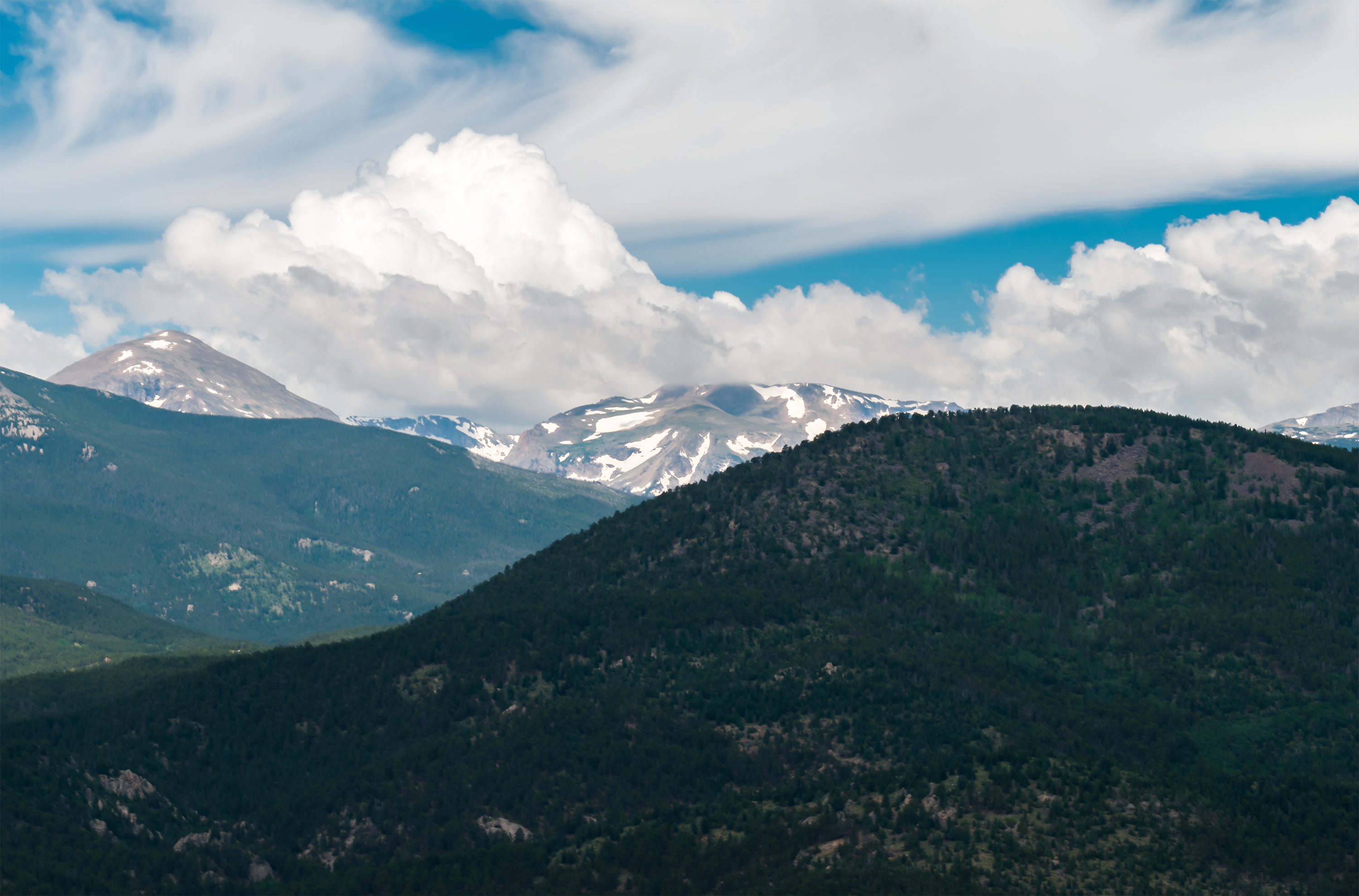 Mountain HDR 4 by Chillstice