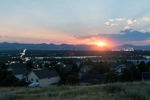 Timewarp Sunset by Chillstice