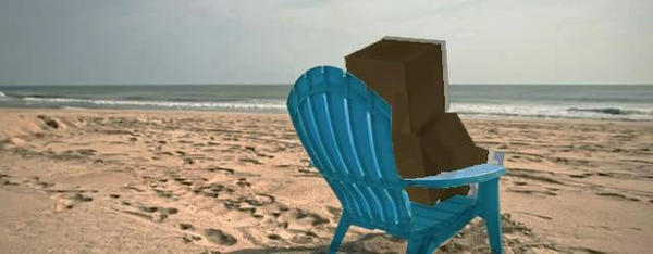 crypsy at real world beach by TEAMSadoR