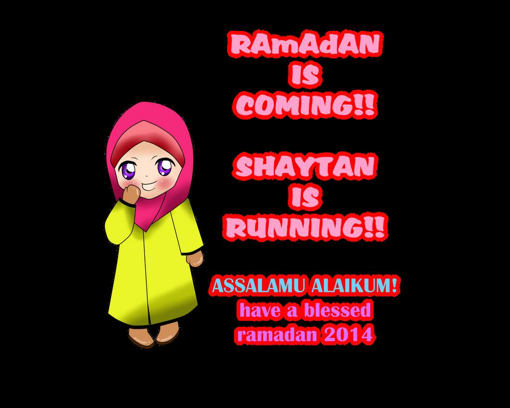 Ramadan is coming by khadijahmuslimah