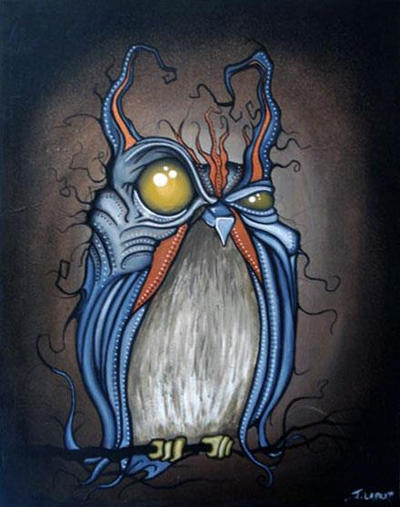 Owl 2 by MalcontentMedia